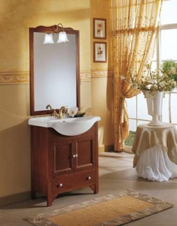 Bathroom Furnishings Rustik Piece of Furniture Rustic